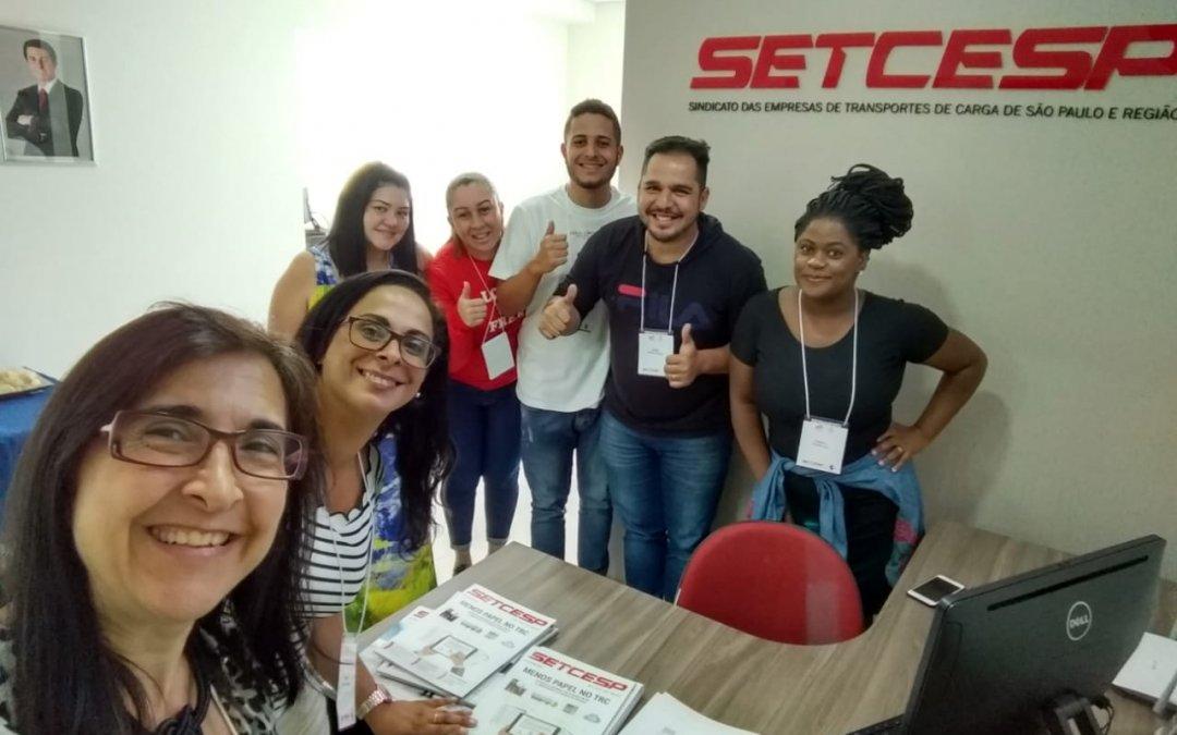 """SETCESP realiza curso """"Excelência no atendimento ao cliente"""""""