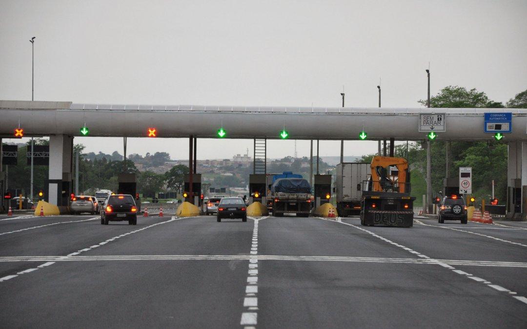 Pedágio cai até 12% por falta de obra em rodovias