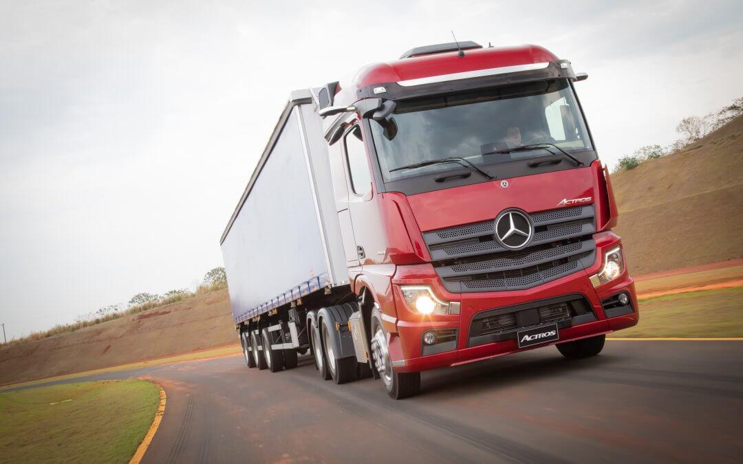 Mercedes-Benz destaca inovações do Novo Actros
