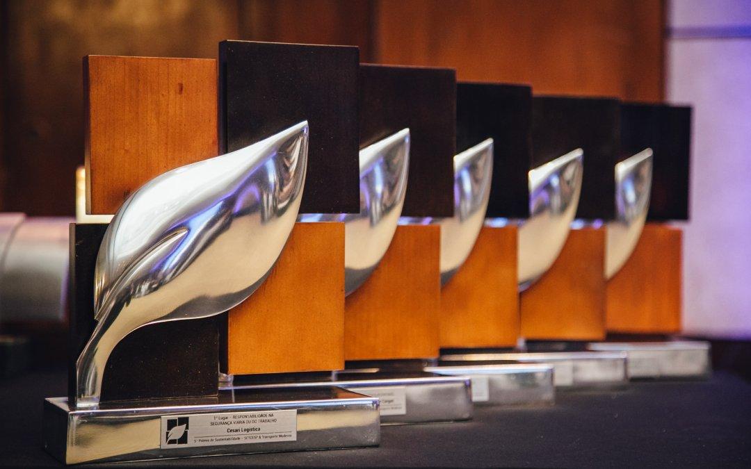5º Prêmio de Sustentabilidade SETCESP & Transporte Moderno