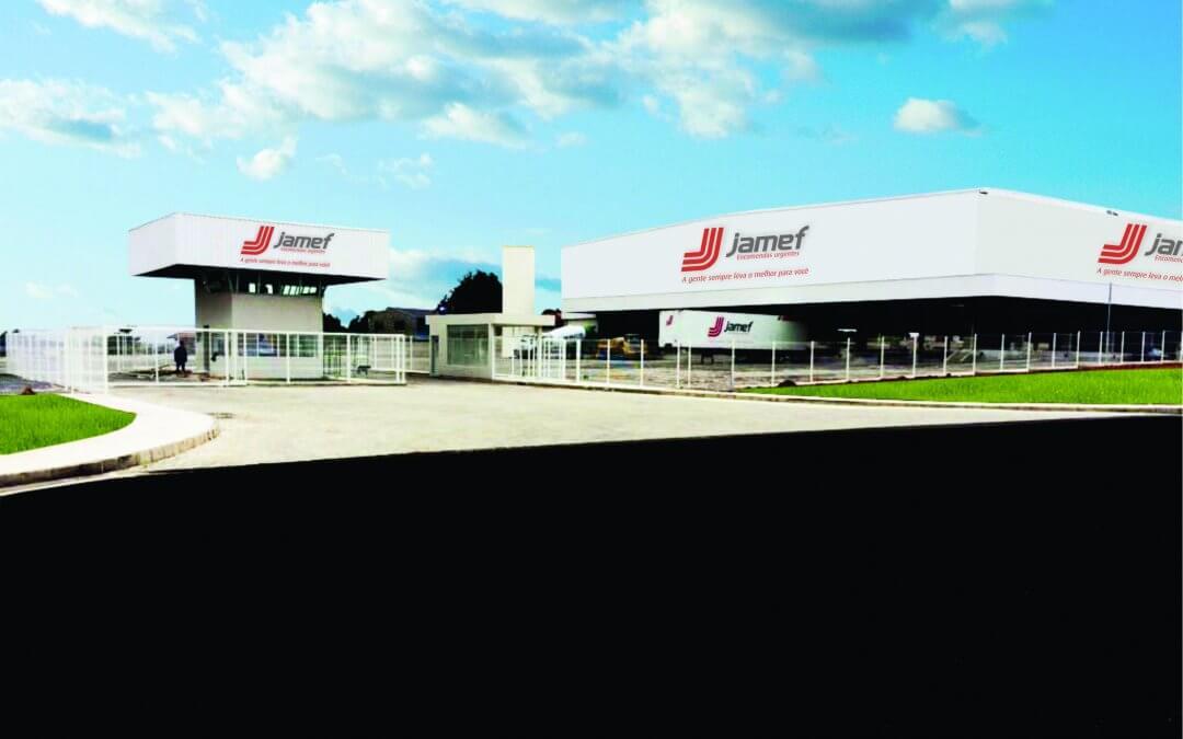 Filial de Curitiba da Jamef ganha novo endereço