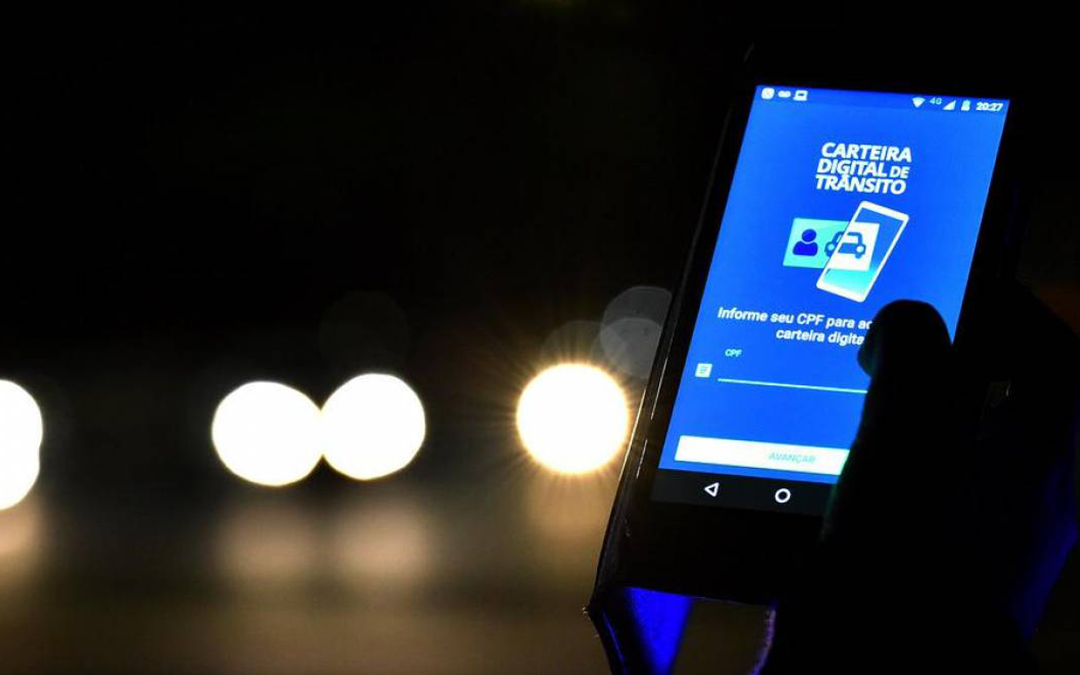 Ministério da Infraestrutura lança nova Carteira Digital de Trânsito