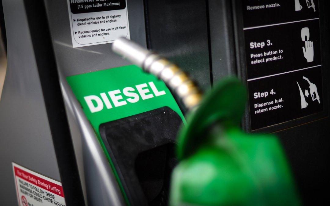 Percentual de biodiesel no diesel subirá a partir de março