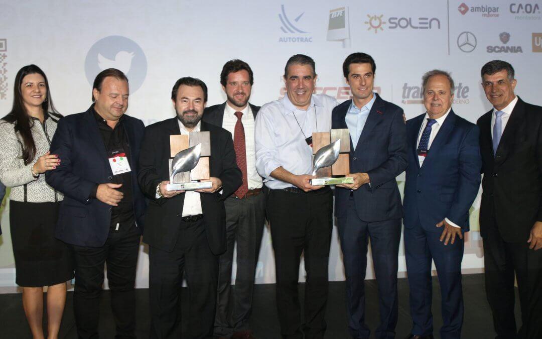 Patrus e Transpanorama compartilham Prêmio  de Responsabilidade Social do SETCESP