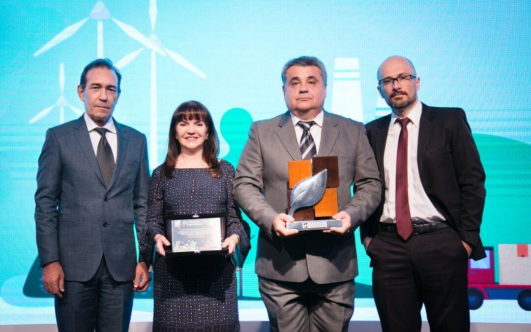 """Projeto """"Bitrem customizado"""" é destaque em premiação na categoria Gestão Econômica Sustentável"""