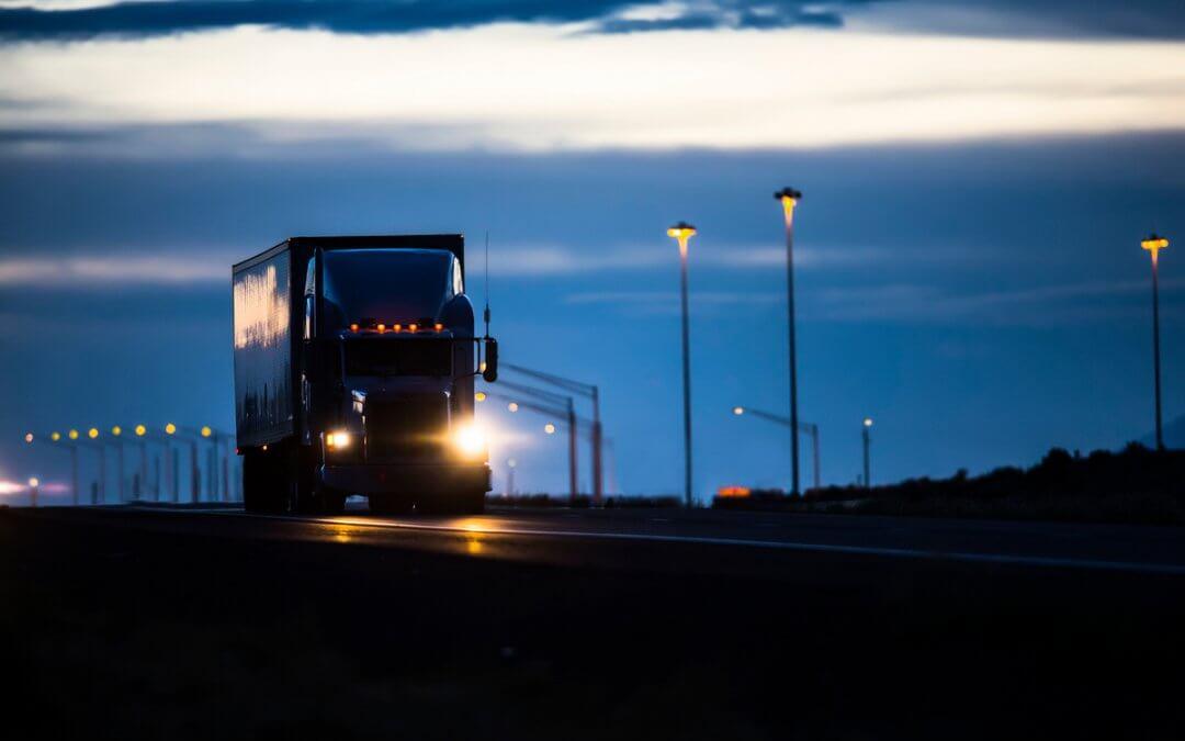 DOU estabelece condições para motoristas profissionais de TRC