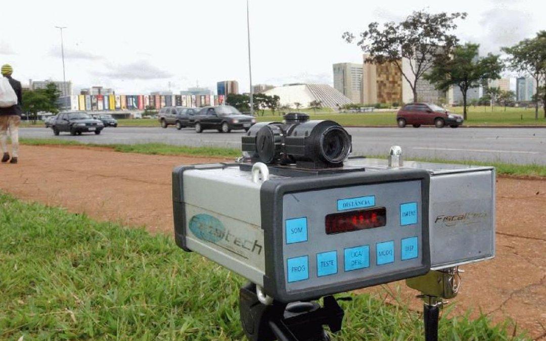 Justiça determina que PRF volte a usar radares móveis em rodovias
