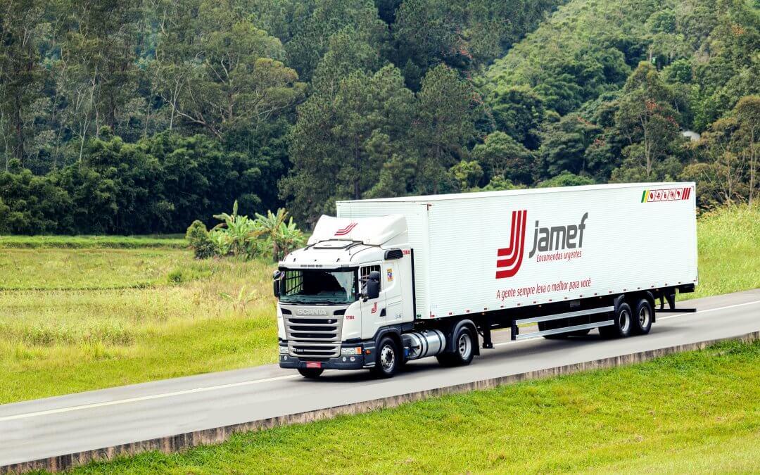 Parceria entre Jamef e Air Liquide se consolida com excelência