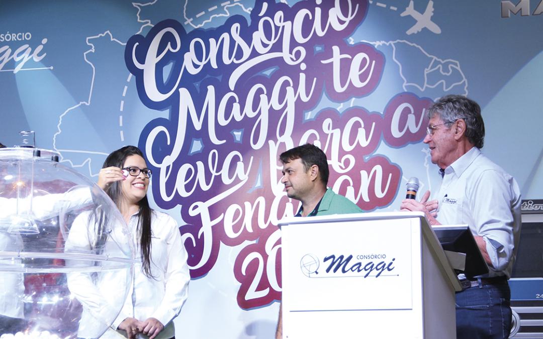 Consórcio Maggi: uma opção inteligente!