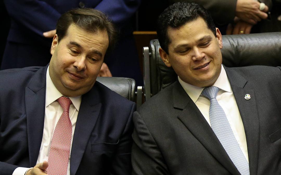 Maia e Alcolumbre instalam Comissão Mista da Reforma Tributária