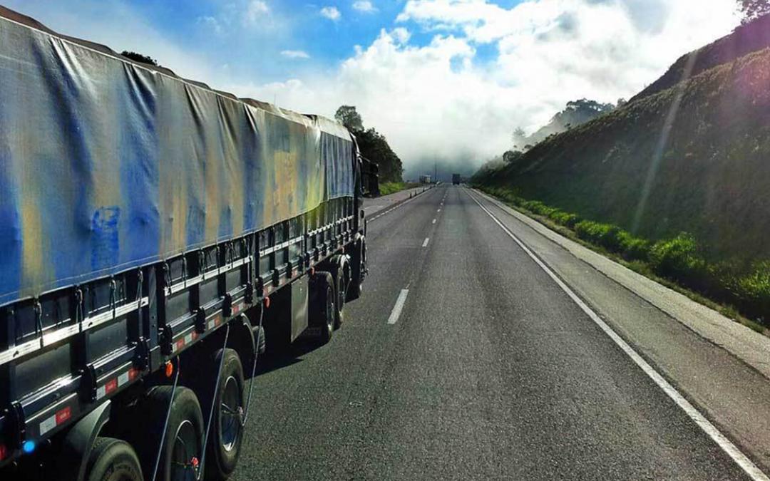 Alterada as regras de tolerância na capacidade de carga dos caminhões