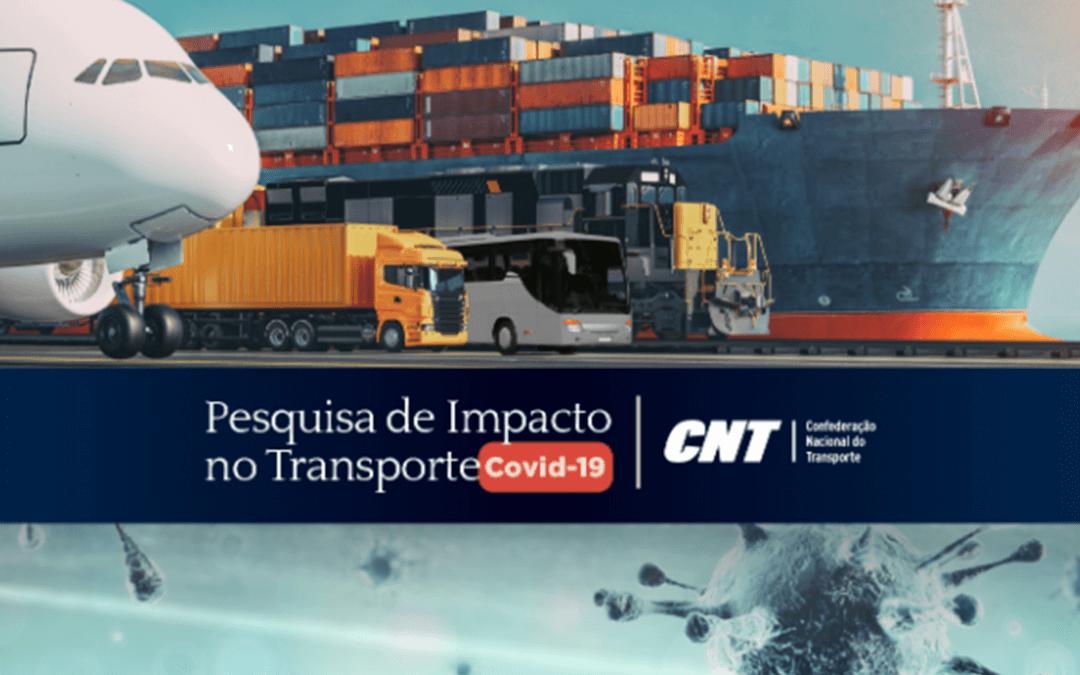 Situação dos transportadores é crítica após três meses de pandemia