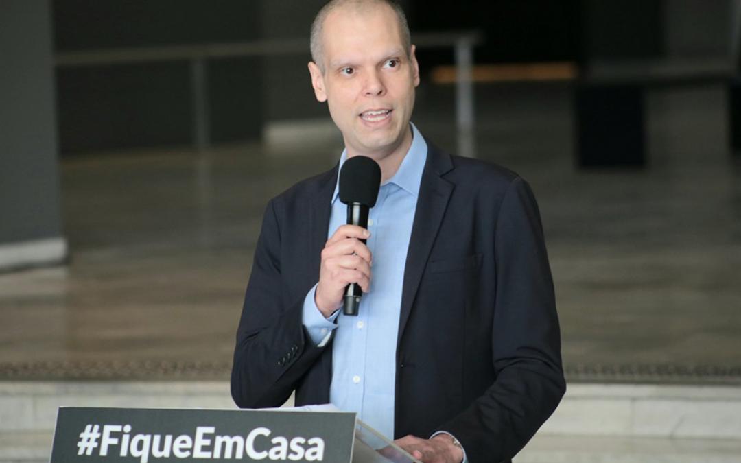 Covas: SP segue em quarentena até setores apresentarem protocolos de segurança