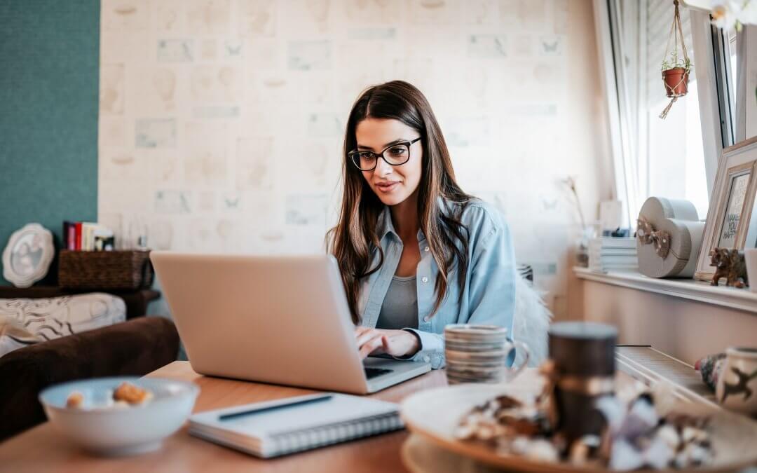Descobrindo os benefícios do home office
