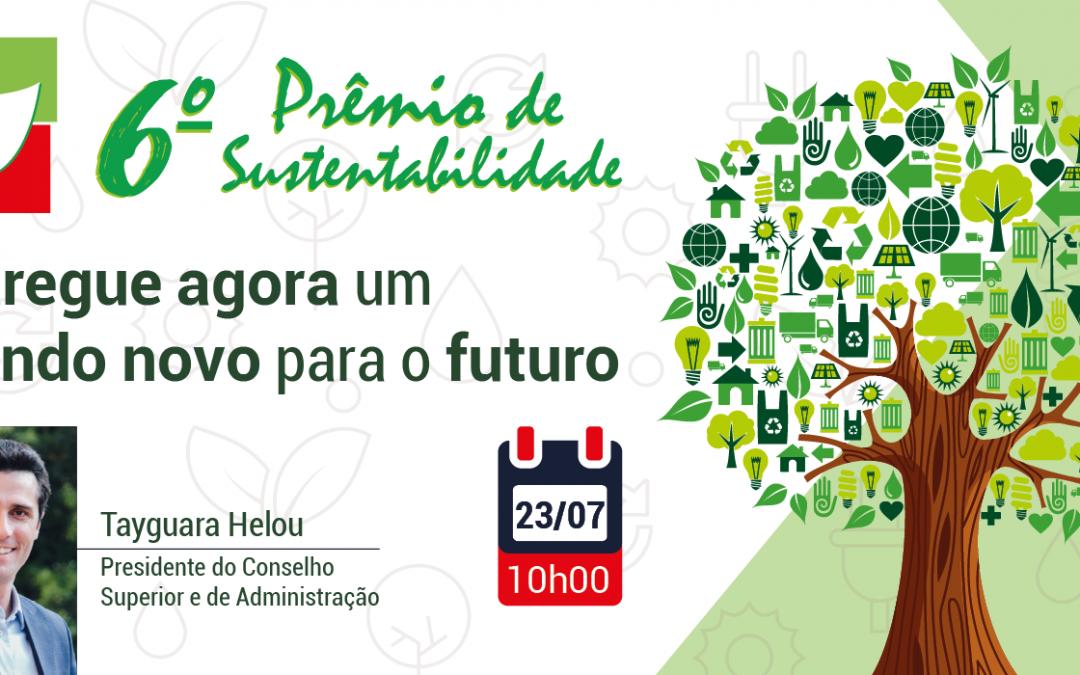 LIVE – 6º Prêmio de Sustentabilidade SETCESP & Transporte Moderno