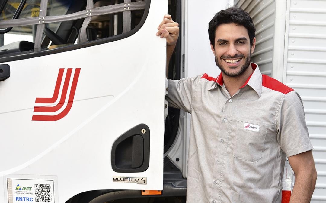 No mês dos motoristas, Jamef comemora o Dia do Motorista realizando concurso interno