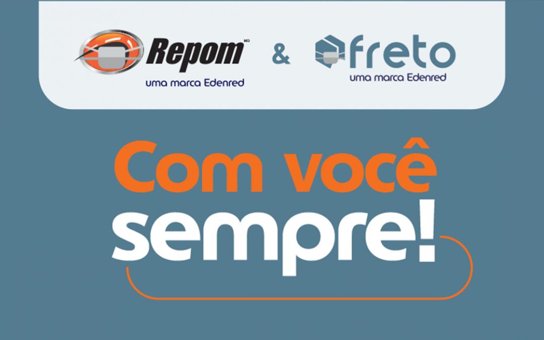 Repom e Freto lançam campanha de apoio para 30 mil motoristas autônomos no Brasil