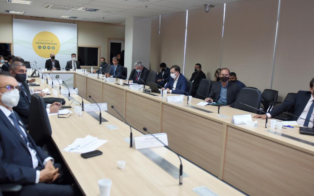MInfra promove edição online do Fórum Permanente para o Transporte Rodoviário de Cargas