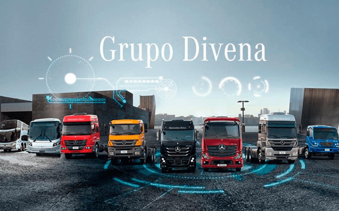 Grupo Divena oferece ao mercado veículos comerciais