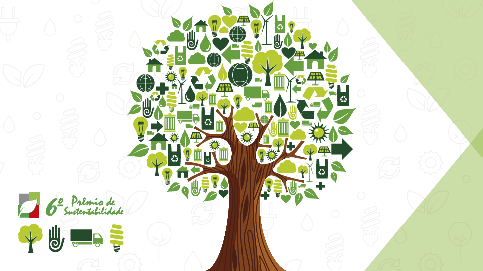 6° Prêmio de Sustentabilidade encerra inscrições nesta semana