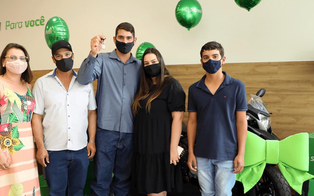 Associado de Boa Esperança (PR) é o segundo premiado em campanha da Sicredi Vale do Piquiri Abcd PR/SP