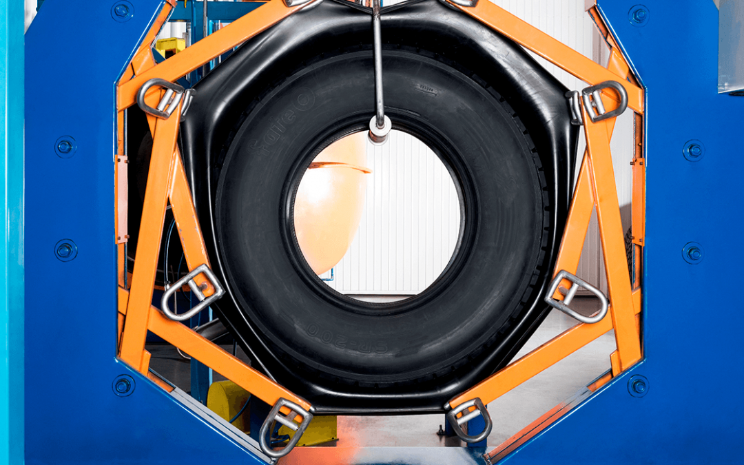 Vipal Borrachas lança novo envelope para reforma de pneus