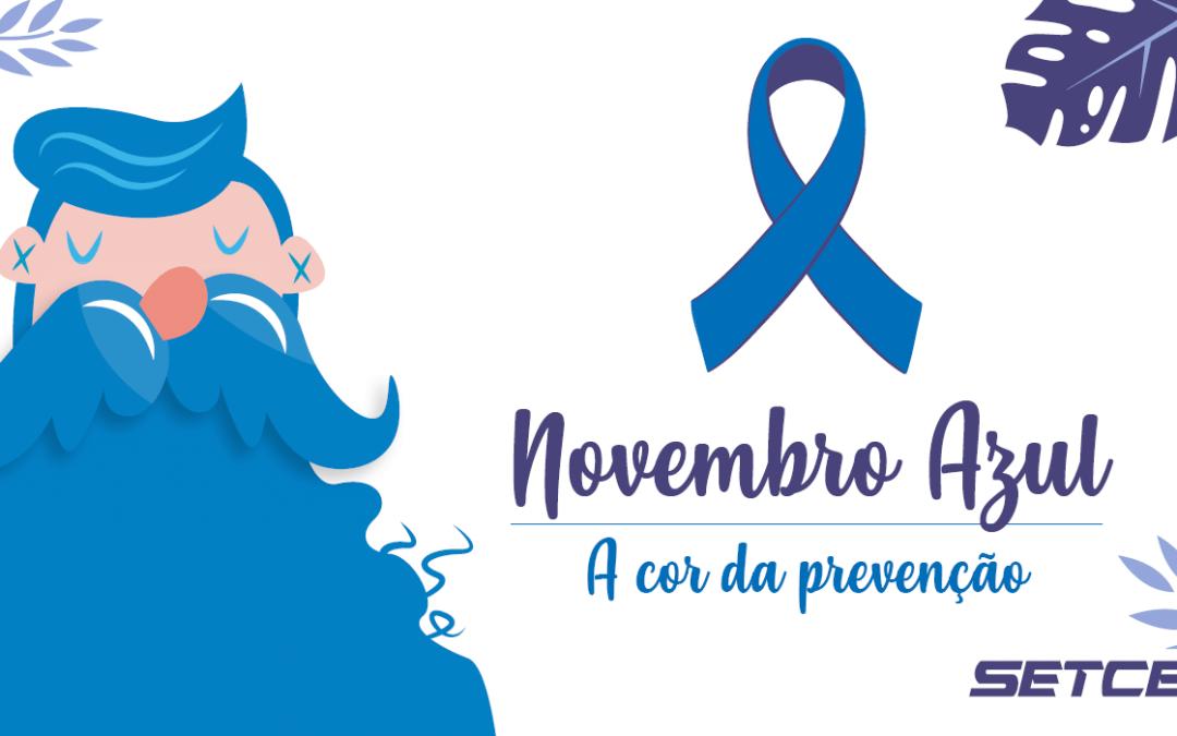 Novembro Azul, a cor da prevenção