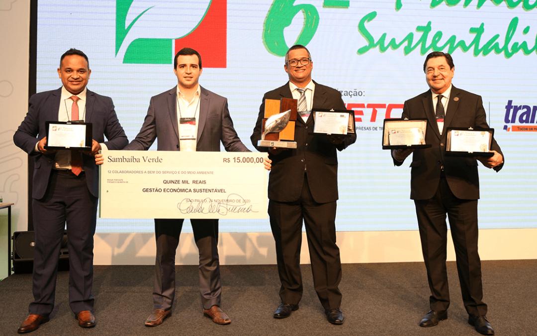"""Projeto """"Parking"""" da Cesari é destaque no 6º Prêmio de Sustentabilidade"""