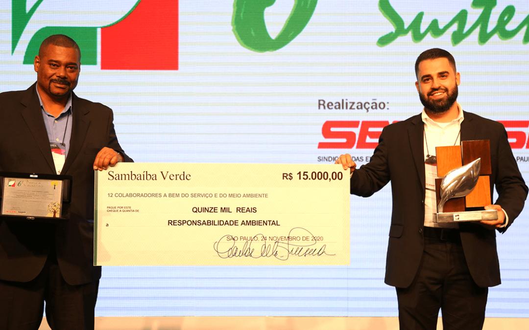 Uso de combustível alternativo garante a Jomed prêmio de Responsabilidade Ambiental