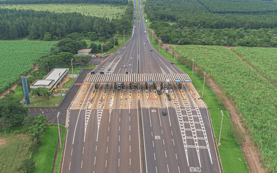 Pedágio nas rodovias paulistas vai subir no dia 1º de dezembro