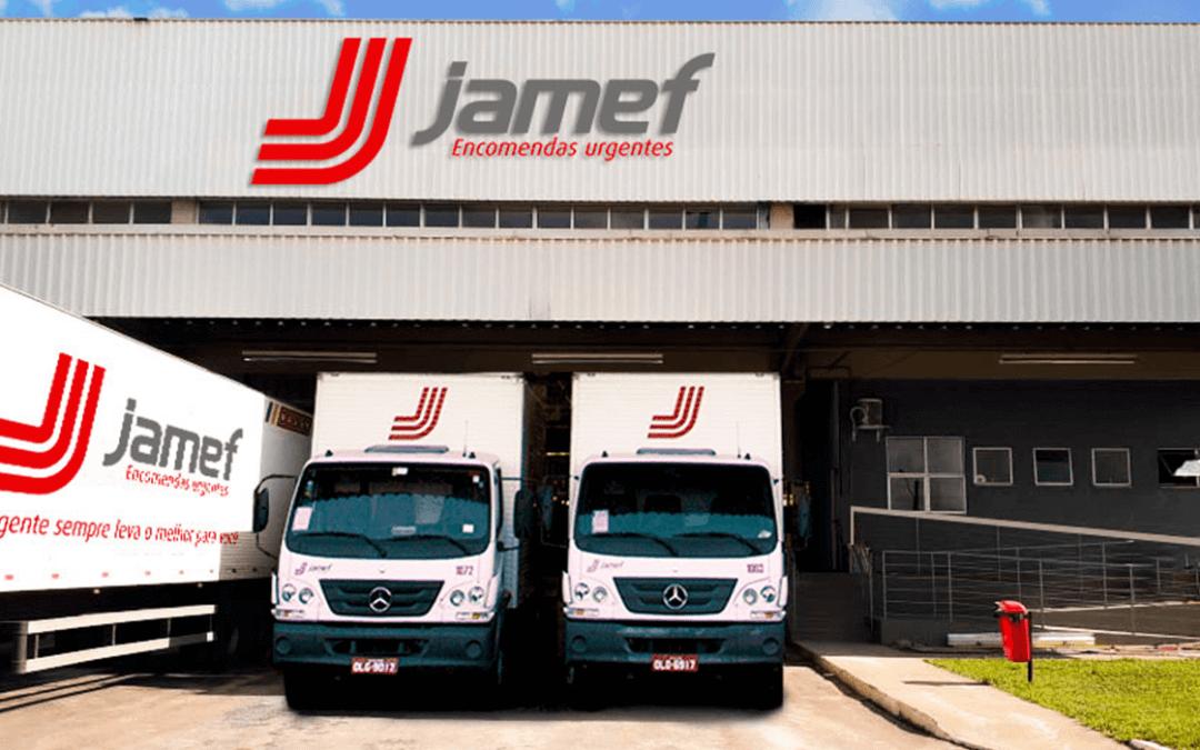 Seguindo o plano de expansão, Jamef inaugura nova filial em Brasília