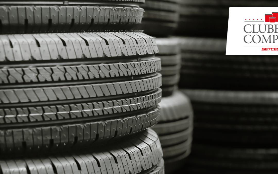 Transportadoras podem adquirir pneus com o Clube de Compras SETCESP