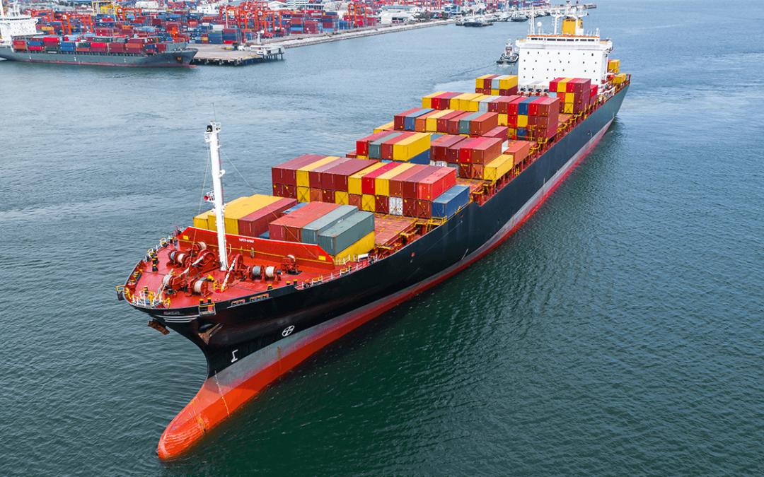 Concentração no transporte marítimo preocupa CNI