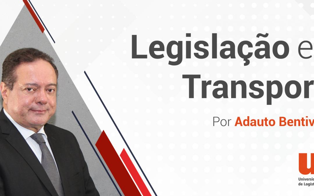 Artigo: Legislação em Transporte