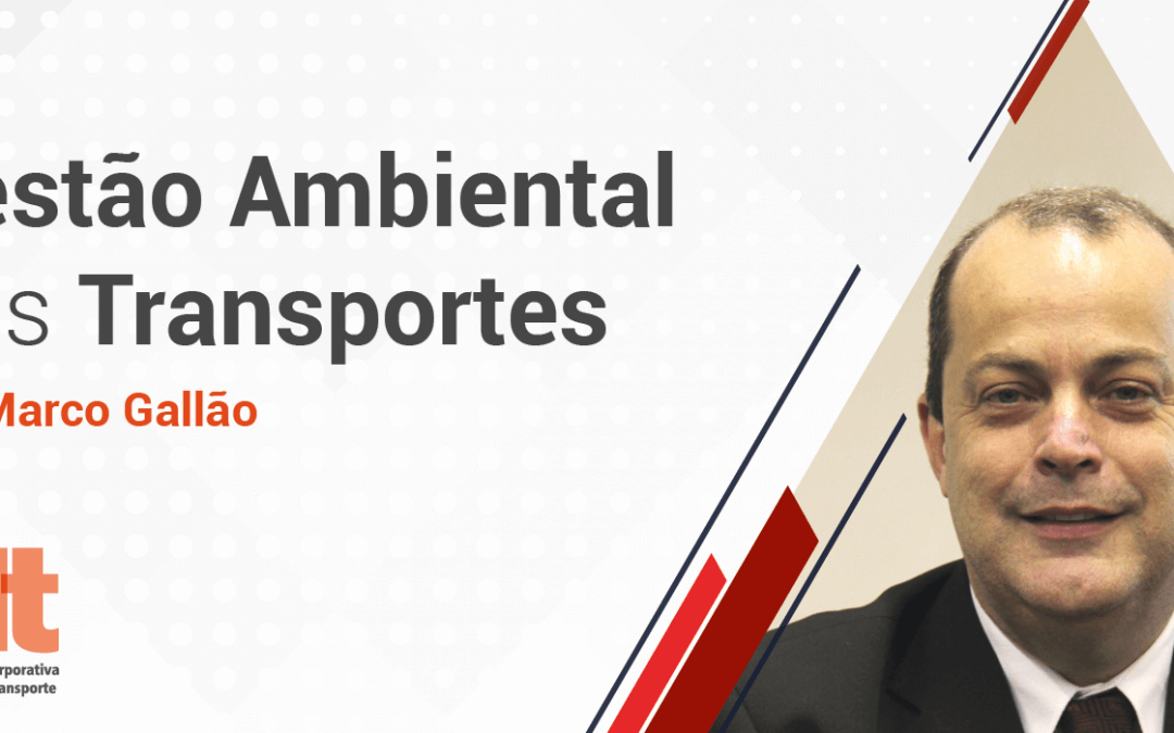 Artigo: Gestão Ambiental nos Transportes