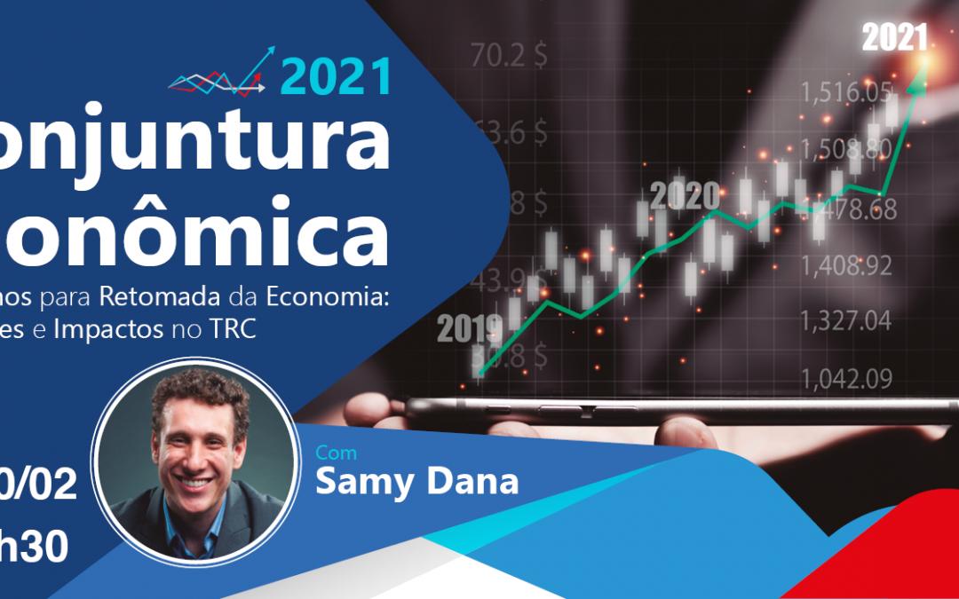 SETCESP promove evento voltado para a economia e retomada do TRC em 2021