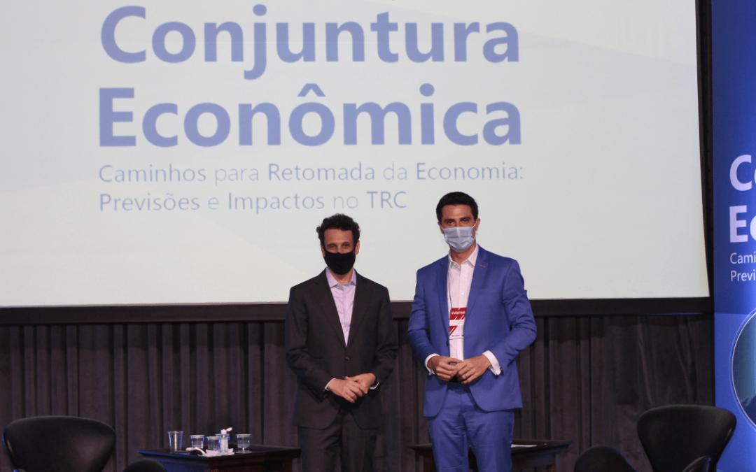 Evento realizado pelo SETCESP apresenta as perspectivas econômicas para o TRC