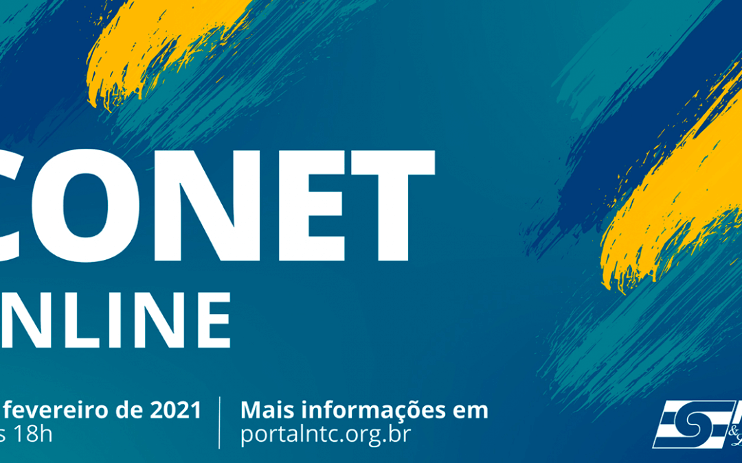 Inscrições abertas para a primeira edição 2021 do Conet