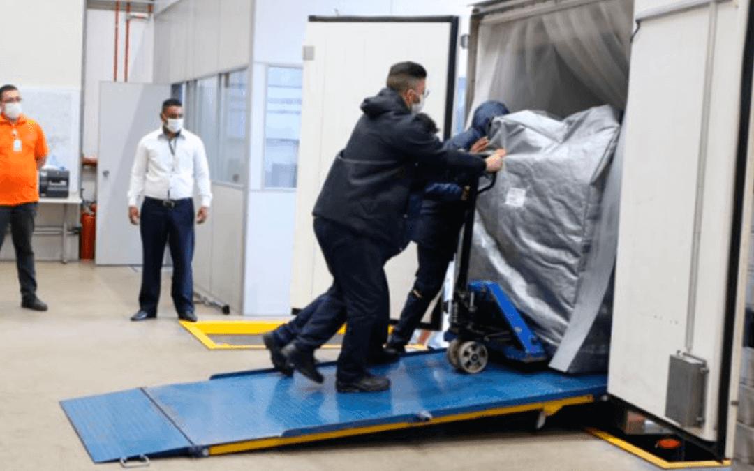 CNT oferece ao Ministério da Saúde apoio no transporte de vacinas e insumos para o combate à Covid-19