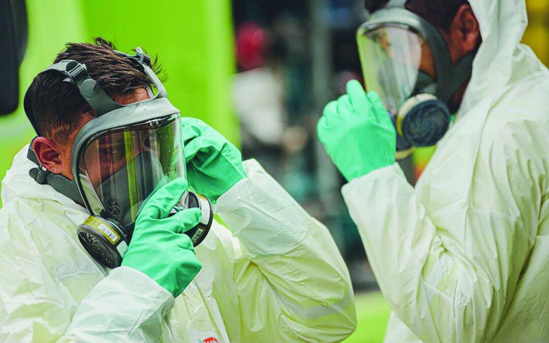 Contra o Covid-19, Ambipar ajuda empresas a protegerem colaboradores em meio à pandemia
