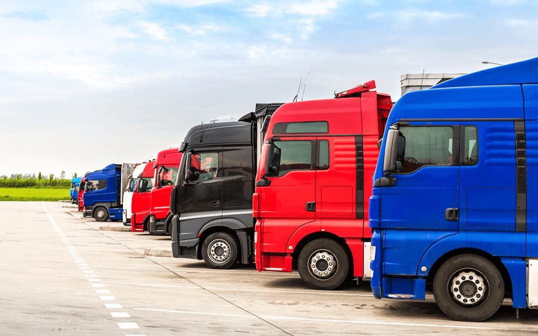Produção de caminhões no Brasil cresce 5% em abril de 2021