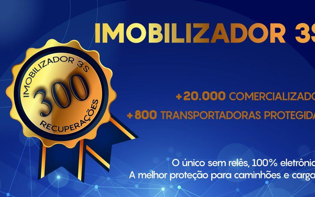 Imobilizador 3S: uma nova categoria de tecnologia se consolida no mercado