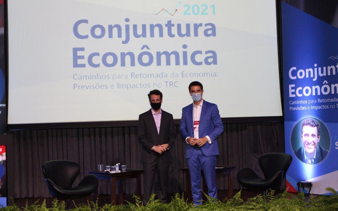 Especialistas discutem sobre a economia brasileira e transporte de cargas na atualidade