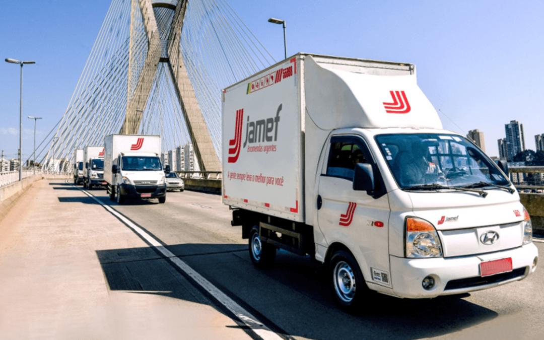 Jamef abre nova unidade em Uberlândia e fortalece sua presença no Sudeste do país