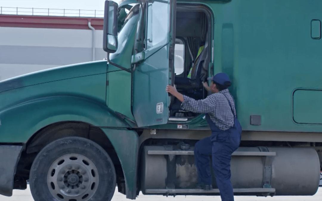 Estudo revela ainda haver machismo no transporte de carga