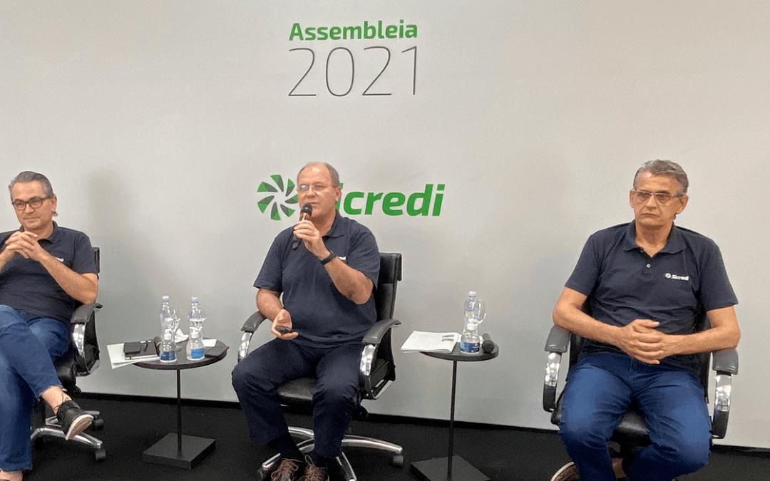 Sicredi Vale do Piquiri Abcd PR/SP conclui movimento assemblear 2021