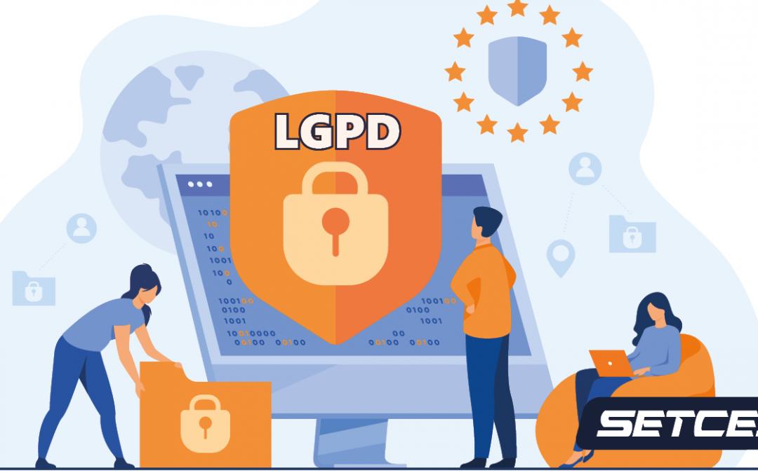 SETCESP inicia adequação à  LGPD
