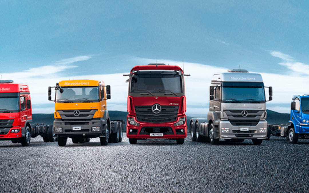 Mercedes-Benz inova na oferta de Serviços 4.0 para clientes 4.0