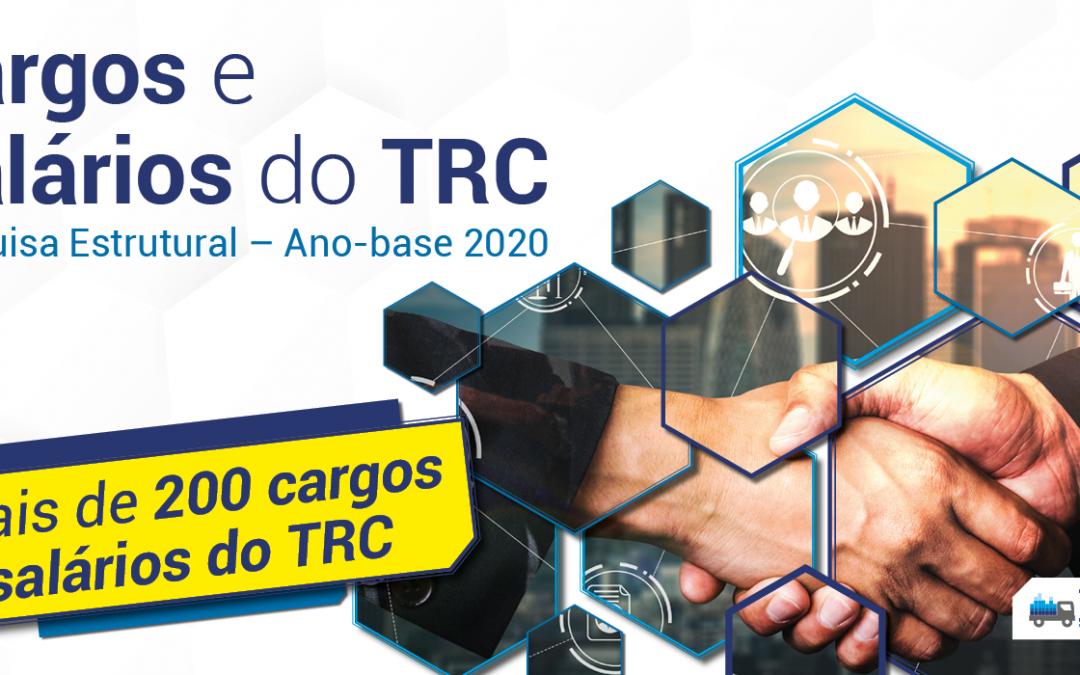 Webinar do SETCESP apresentará mais de 200 cargos e salários do TRC