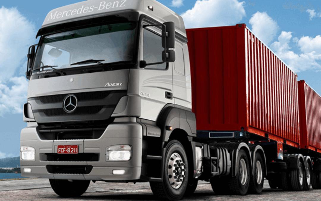Mercedes-Benz lança consórcio de 120 meses para caminhões extrapesados